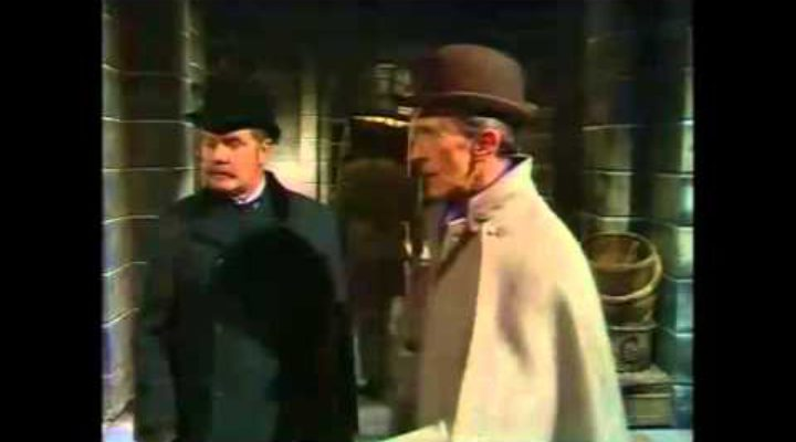 Sherlock Holmes «The Blue Carbuncle» BBC