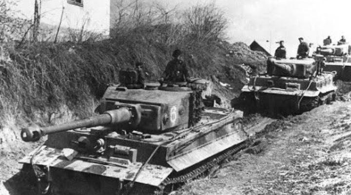 Крупнейшее танковое сражение Второй мировой. Прохоровка. Укрощение ТИГРА