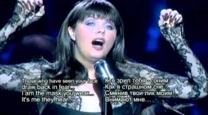 Sarah Brightman and Antonio Banderas — Призрак Оперы — ВОСХИТИТЕЛЬНАЯ, ПОТРЯСАЮЩАЯ ВЕЩЬ !!!