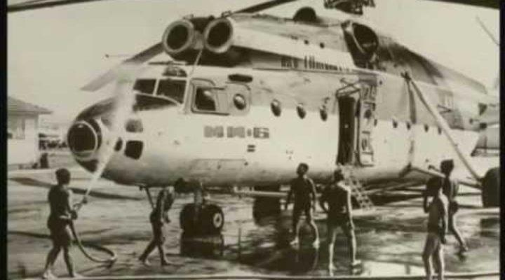Смертельная вертикаль летчика Гарнаева