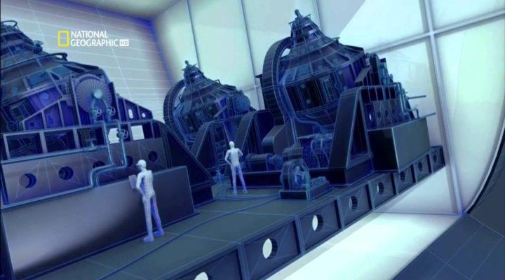 Чудеса инженерии Круизный корабль