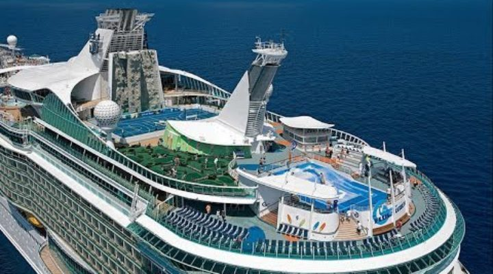 WORLD'S LARGEST CRUISE LINER- Independence Of The Seas Full Documentary